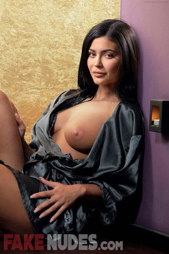 Kylie Jenner Fake Nudes
