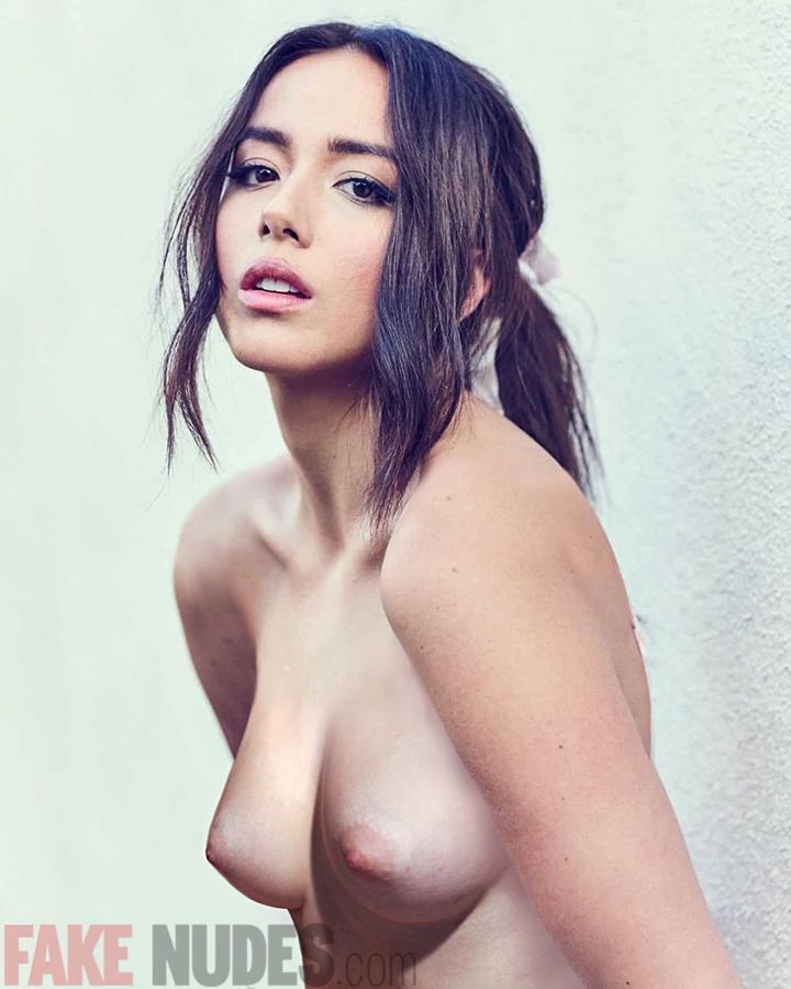 Chloe Bennet Fake Nudes